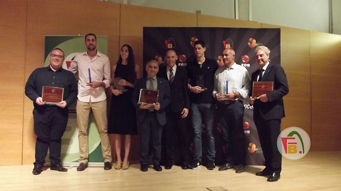 La Fundación CB Granada, premiada en el cierre de temporada