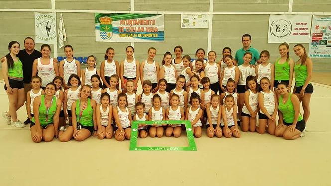 Cúllar Vega organiza tres campus infantiles de fútbol, gimnasia rítmica  y balonmano