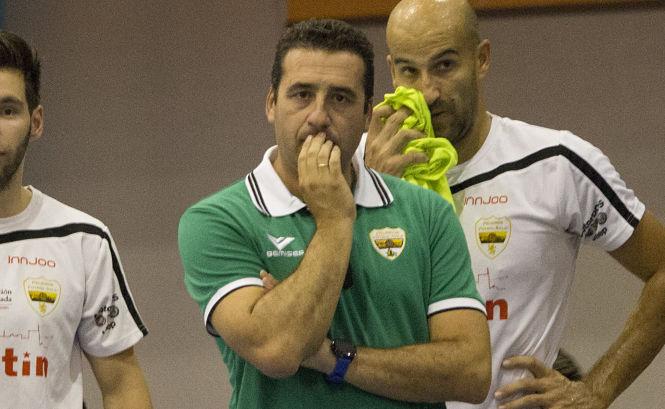 """Ramón Balboa: """"Jugar en Granada nos llevaría al siguiente nivel"""""""