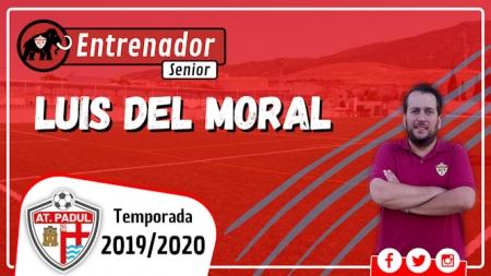 Luis del Moral entrenará al Atletismo Padul