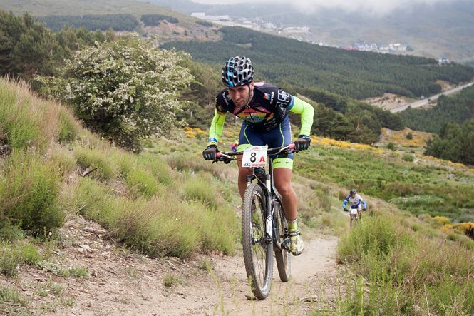 La competición de mountain bike vuelve al circuito 'mundial' de Fuente Alta