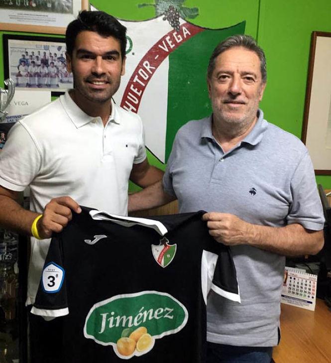 El Huétor Vega quiere seguir creciendo en Tercera División