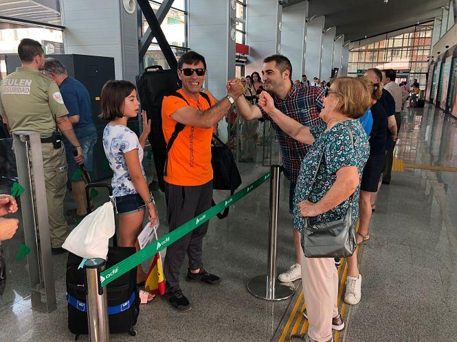 Melitón Briñas acude a la Copa del Mundo de Foso Olímpico en Osijek con el objetivo de coronar la disciplina 'Para Trap'