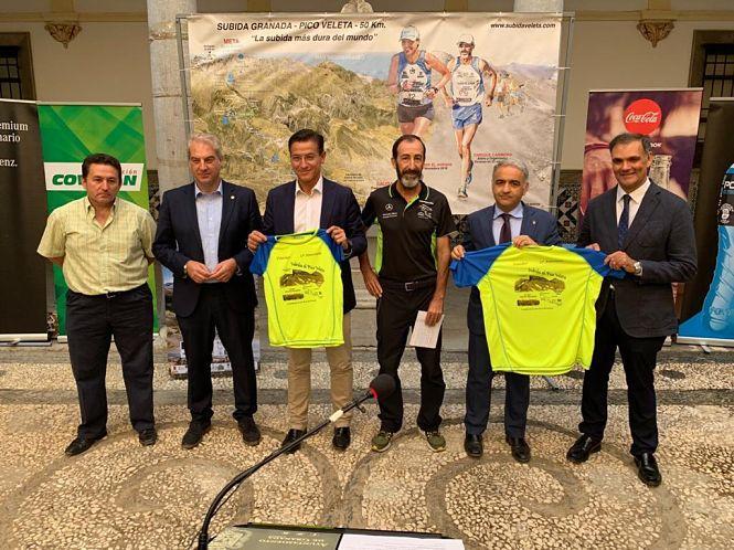 Granada acoge el 4 de agosto la carrera más dura del mundo en la que casi 800 participantes recorrerán 50 kilómetros en ascenso continuado hasta el Veleta