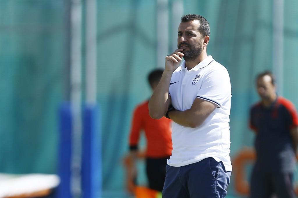 """Diego Martínez: """"Valoro la actitud del equipo más allá del resultado"""""""