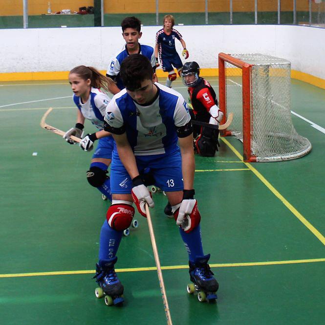 El Patín Cájar  infantil  jugará la Eurohockey Cup Sub 17 en octubre
