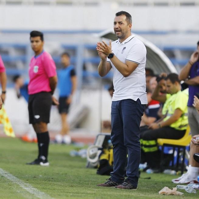 """Diego Martínez: """"Me quedo con la organización del equipo en ataque"""""""