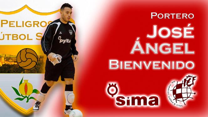 José Ángel vuelve al Sima Peligros