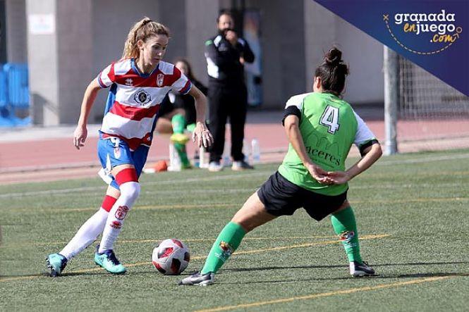 El Granada Femenino iniciará la liga Reto Iberdrola visitando Cáceres