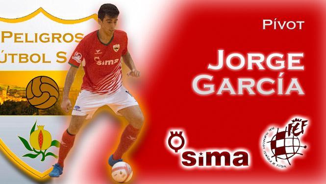 Jorge García renueva con el Sima Peligros