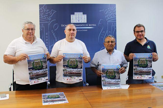 El Real Club Náutico de Motril celebra la LXXX Travesía a nado del Puerto el próximo día 15 de agosto