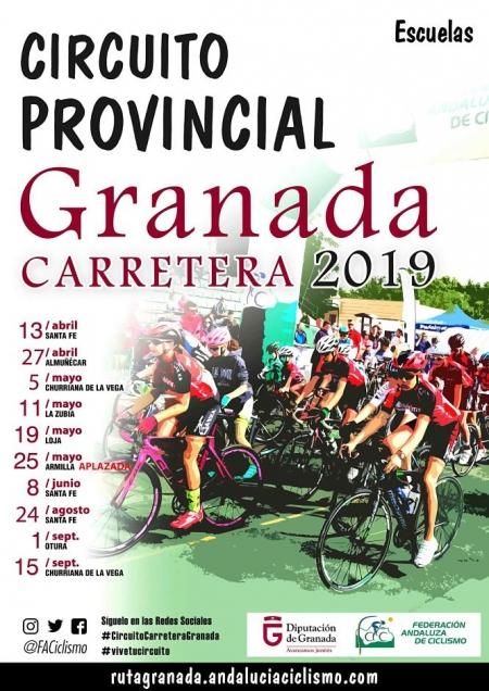 Santa Fe acogerá el provincial de Granada de Carretera (FAC)