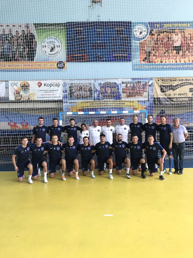 El campeón de Ucrania de Fútbol Sala hará la pretemporada en Huéscar