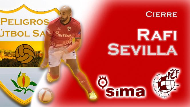 Rafi Sevilla seguirá aportando su veterinaria al Sima Peligros