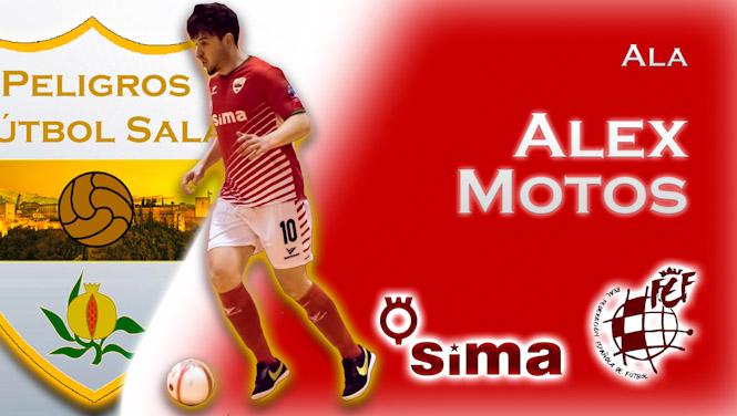 Álex Motos renueva con el Sima Peligros