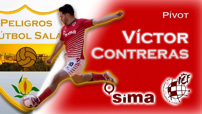 Víctor Contreras seguirá en el Sima Peligros