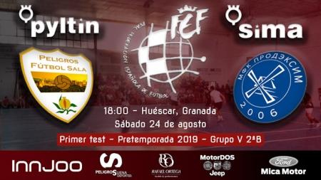 El Sima Peligros jugará su primer partido de pretemporada ante el Prodexim (PFS)