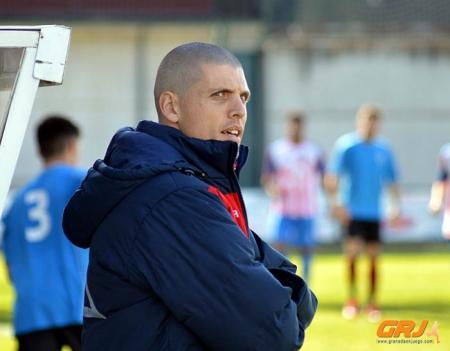 Gabriel Padial estará esta temporada al frente de la UD Maracena (LÁZARO)