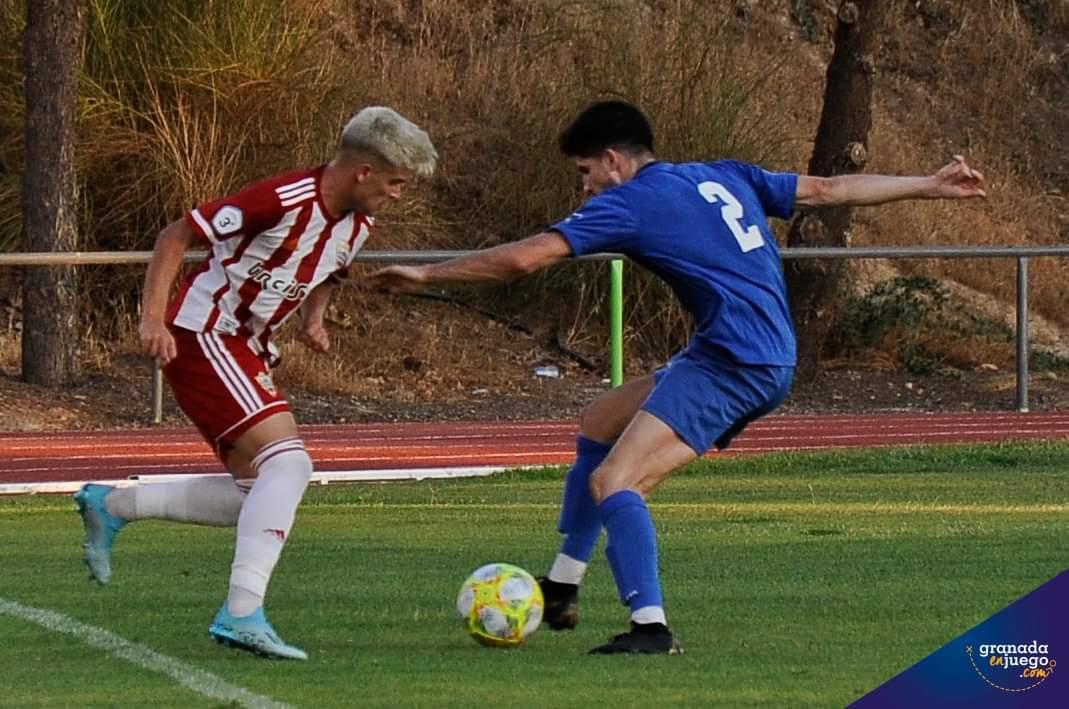 Regreso triunfal del Maracena, 2-1