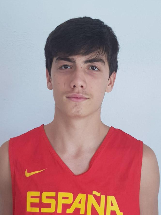 Dani Tavío, nuevo jugador de la Fundación CB Granada