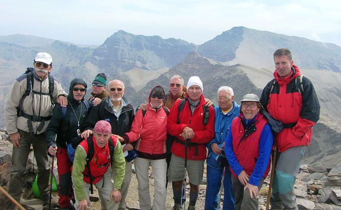 La tradicional Subida al Cerro de los Machos llega este domingo a su 60 edición