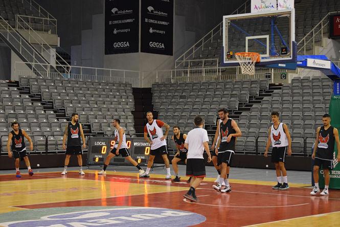 Una semana con dos partidos en el horizonte para el Covirán Granada