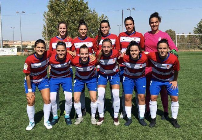 El Granada CF Femenino estrena el curso con derrota en Cáceres, 2-0