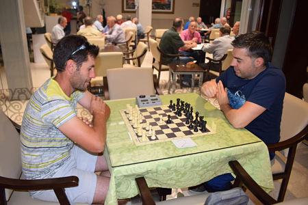 El sábado se celebrará el  I Torneo de Ajedrez Relámpago Villa de La Zubia