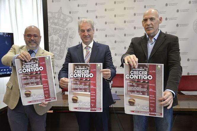 """El Grupo Hafesa Raca lanza su campaña de abonados con el lema """"Queremos crecer contigo"""""""
