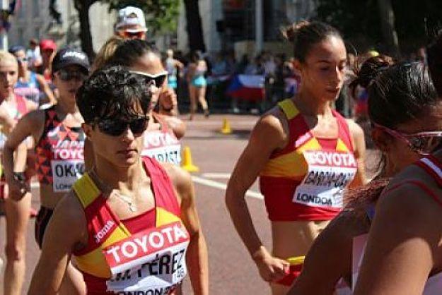 María Pérez se pone el objetivo de lograr plaza olímpica en los Mundiales  de Doha