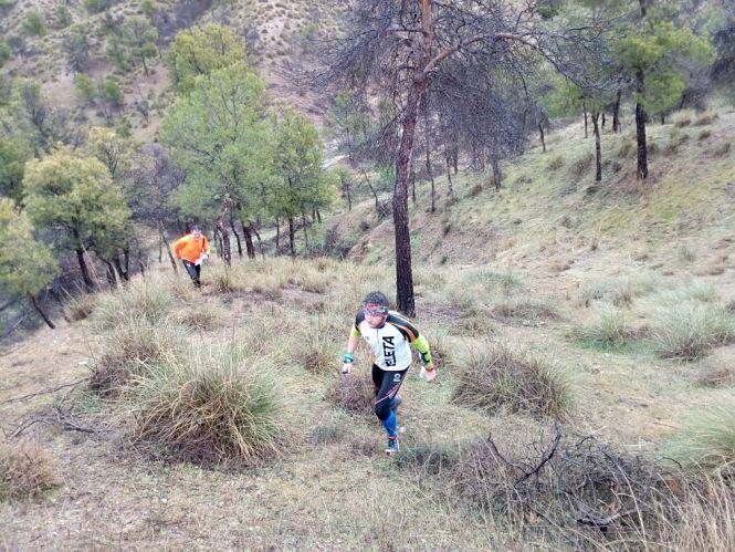 Benalúa, acoge este fin de semana el Campeonato de Andalucía de Larga distancia y Sprint y la Liga Española de Trail-O