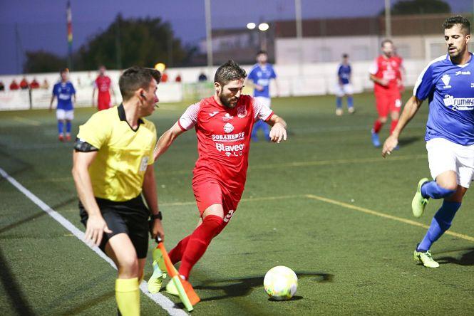 El Maracena cae en un disputado partido, 1-0