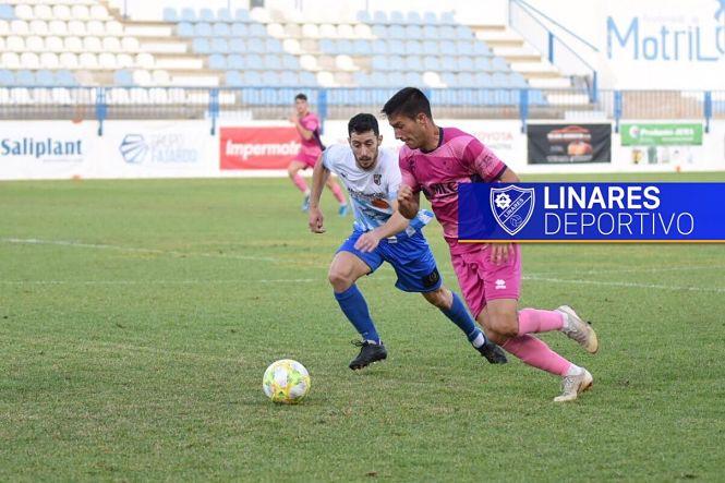 El Linares se lleva el duelo de líderes, 1-2