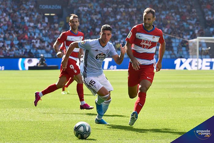 UNO A UNO: RC Celta 0 - Granada CF 2