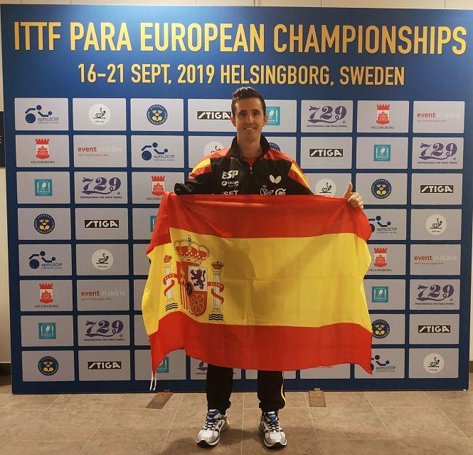 Jose Manuel Ruiz, eliminado del Campeonato de Europa