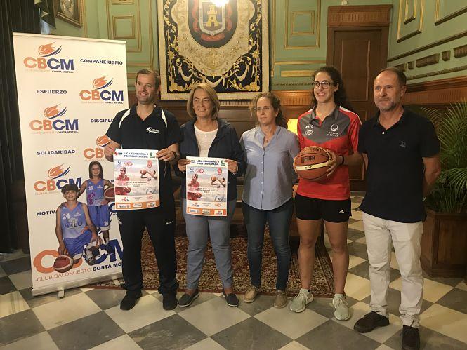 El Grupo Hafesa Raca jugará este viernes en Motril para promover el baloncesto femenino en la costa