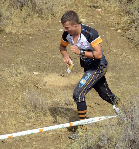 Benalúa proclama los campeones andaluces de Larga distancia y Sprint