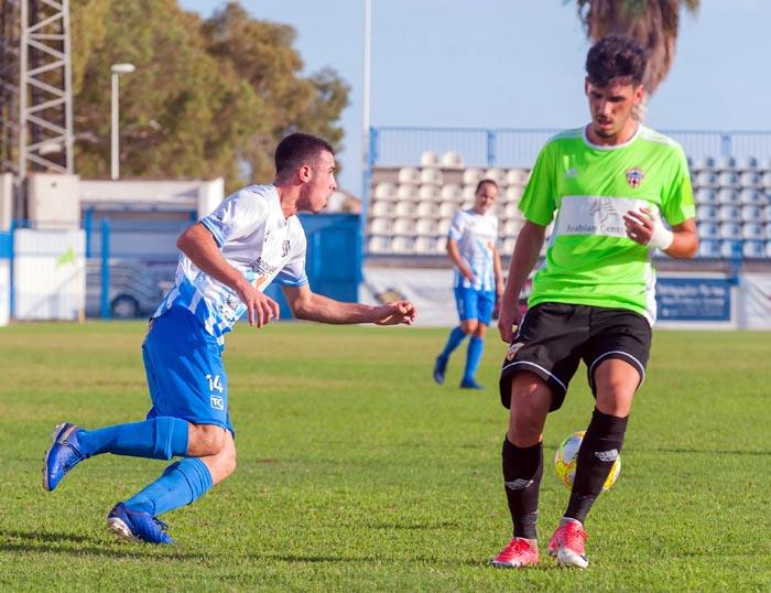 El Motril merece más ante el Almería B, 1-1