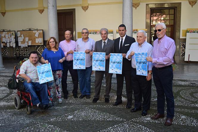 La Fundación CB Granada apoya la IV Carrera Solidaria ASPACE