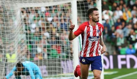 Saúl Ñíguez no podrá jugar en el estadio de `Los Cármenes`