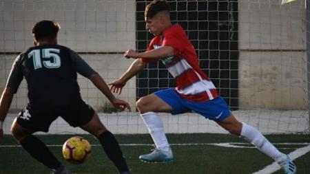 El Granada Juvenil ha vencido en Córdoba (GRANADA CF)