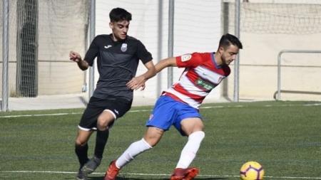 El Granada Juvenil venció al Nervión (GRANADA CF)