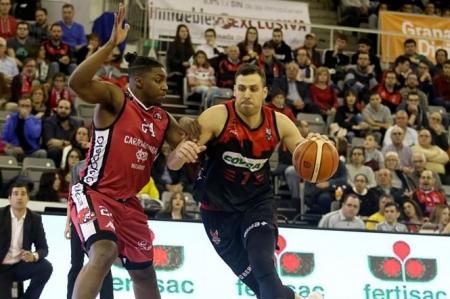 Alejandro Bortolussi jugará a pesar de sus problemas físicos (JOSÉ VELASCO)