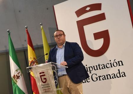 Manolo Guirado, Diputado de Deportes (DIPUTACIÓN)