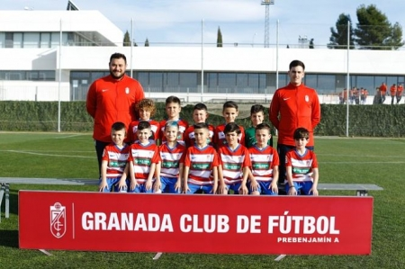 Prebenjamín A del Granada CF (GRANADA CF)