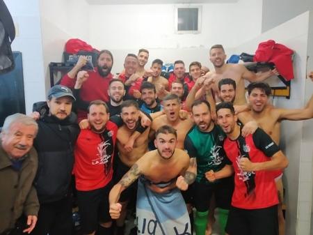 El C.D. Puntalón jugará en Primera Andaluza (TWITTER CD PUNTALÓN)