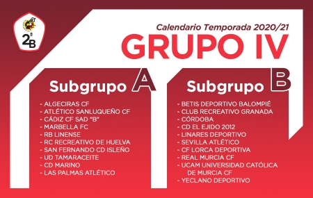El Recreativo Granada ya conoce su calendario para la temporada 2020/21 (RFEF)