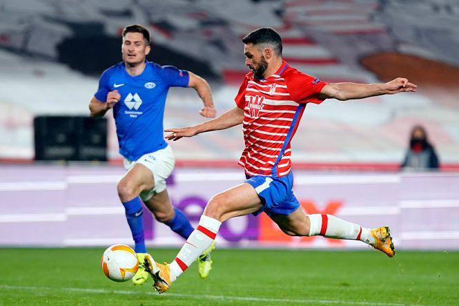 Uno a uno: Granada CF 2-0 Molde