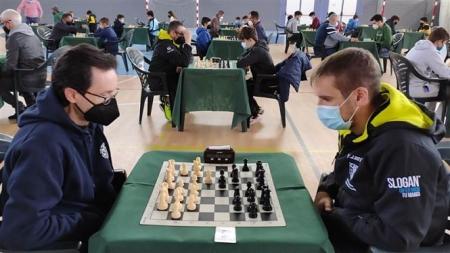 Imagen de una partida del torneo (AYTO. BAZA)